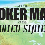 Infographic: Live Poker Map of the United States