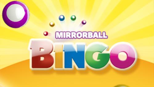 Plumbee Launch Mirrorball Bingo Game