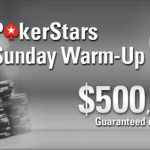 PokerStars Sunday Warm Up Cock Up Creates Huge Overlay