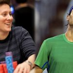 Vanessa Selbst Defeats Rafael Nadal in Heads Up Action