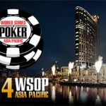 World Series of Poker Asia-Pacific Announces 2014 Schedule