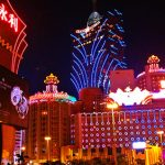Macau Casinos' Revenue Total Reaches MOP32.35 Billion