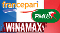 PMU declines, France Pari advances, Winamax Go Fast stumbles out the gate