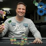 888Poker Sign November Niner: Bruno Foster Politano