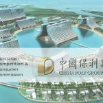 ACCC drops opposition of Aquis' purchase of Reef Casino; China Poly Group eyeing stake in $8bn resort
