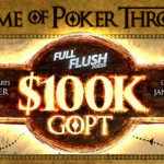 "Full Flush Poker Announce ""Game of Poker Thrones"" Promotion"