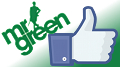 Mr Green app allows Facebook login; social media #1 for customer acquisition