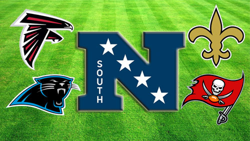Image result for NFC South Logo Photos