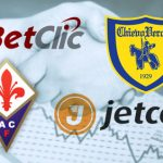 Betclic signs sponsorship deal with Fiorentina; Jetcoin inks Chievo
