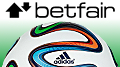 Betfair revenue jumps on World Cup wagers, mobile betting gains
