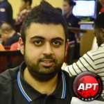 Dhanesh Chainani is the Top Dog at the End of Day 1B