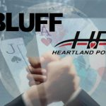 Heartland Poker Tour and BLUFF Strengthen Ties