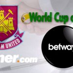 Winner sponsors West Ham United; Betway signs deal with World Cup of Pool