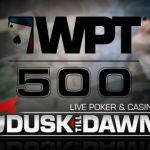 Confessions of a Poker Writer: Heading to the WPT500 at Dusk till Dawn