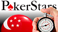How long before PokerStars bids Singapore buh-bye?