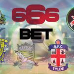 666Bet continues football sponsorship roll-out tie up with FA Cup 'Super Six'