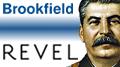 Brookfield walks away from Revel deal; Joseph Stalin running Taj Mahal union?
