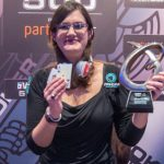 Eleanor Gudger Wins the WPT500 at Dusk till Dawn
