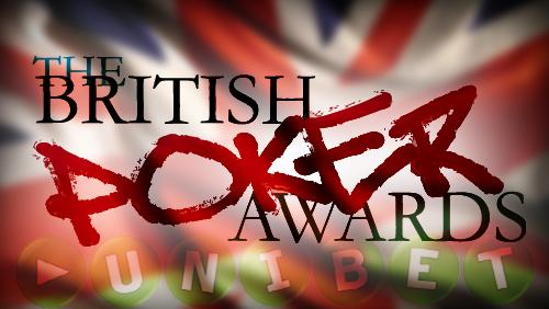 Unibet to Sponsor the British Poker Awards