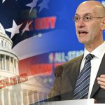 Adam Silver plans talk with Congress about sports gambling; Casino tribes buy naming rights to Phoenix Suns home court