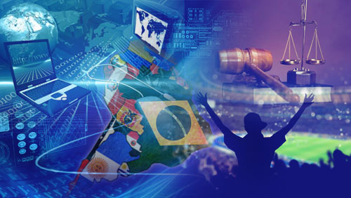 An approach for disrupting the gaming environment in South America