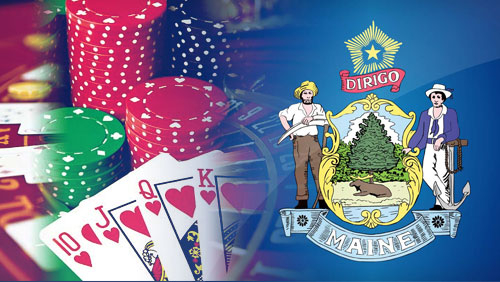 How to use our map of casinos in Maine