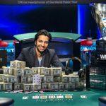 Mohsin Charania Wins the World Poker Tour Five Diamond World Poker Classic
