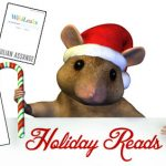 Red Wire: The Red Wire Winter Holiday Reading List