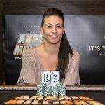 Angelina Rich Wins The Aussie Millions Terminator Event
