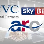 CVC Capital secured funds for Sky Bet acquisition; Arena Racing promotes Gallagher to Director of Doncaster Racecourse