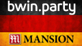 Bwin.party warns of €15m hit due to EU VAT; Mansion withdraws from Germany