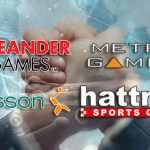 Metric Gaming eyes expansion through Hattrick deal; Bettson inks own partnership deal with Leander Games