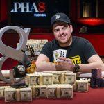 Noah Schwartz Wins WPTAlpha8 Florida
