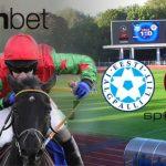 Titanbet extends horse racing sponsorship; Estonia football tops-up with Sportradar