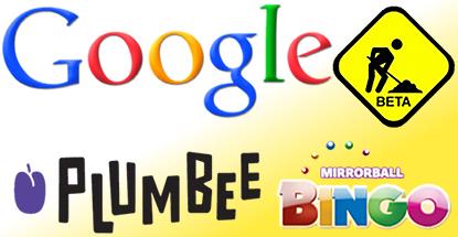 google-plumbee-mirrorball-bingo