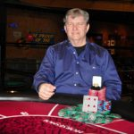 """Here's Johnny!"" 67-Retiree Wins the WSOPC Tunica Main Event"