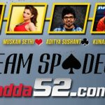Indian Online Poker Site Adda52 Create Pro Team Roster