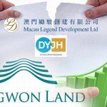 Macau Legend/Dynam Holdings talks fizzle out; Kangwon Land 4Q 2014 results