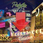 Maryland casino revenue decline