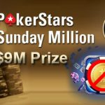 PokerStars Guarantee $9m for Sunday Million Ninth Anniversary and Shoot Down bitcoin Rumors