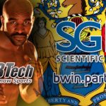 SBTech partners with Evander Holyfield; Scientific Games online casino games arrive in NJ