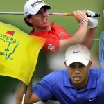 McIlroy, Spieth lead Masters field; Tiger at 40/1 odds
