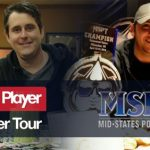 Chan Pelton Puts WSOP Ban Behind Him to Take Down CPPT Choctaw; Jason Mirza Wins MSPT Potawatomi