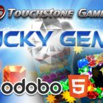 Lucky Gems Launches in HTML5 via Odobo