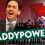 Paddy Power says Ed Miliband favorite to become Prime Minister, faces protest from resident over new betting shop