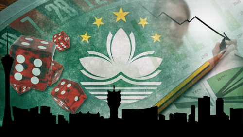 Macau Gaming Revenue Decline 39% in April