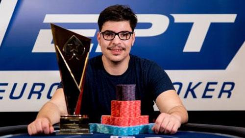 Mustapha Kanit Wins the €50k EPT Monte Carlo High Roller