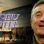 Robert De Niro Opens Nobu Hotel in Philippines