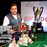 Sheraz Nasir Wins the partypoker WPT Canadian Spring Championships