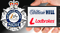 Aussie federal police examining Ladbrokes, William Hill in-play betting apps